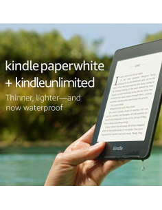 Kindle Paperwhite - 8 GB...