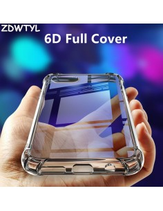 Clear Soft Shockproof Cover...
