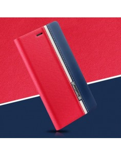 Luxury PU Leather Case For...