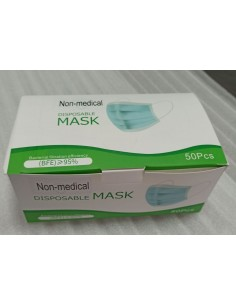 3 layered protective mask...