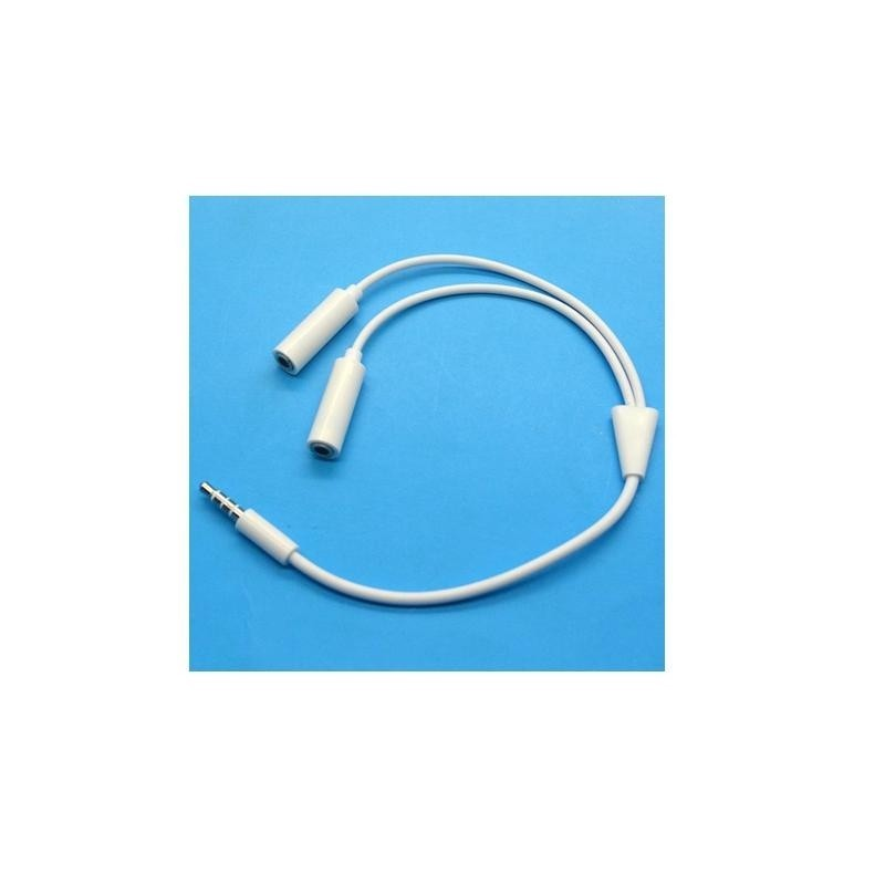 3,5 mm Audio razdelilni kabel (y)